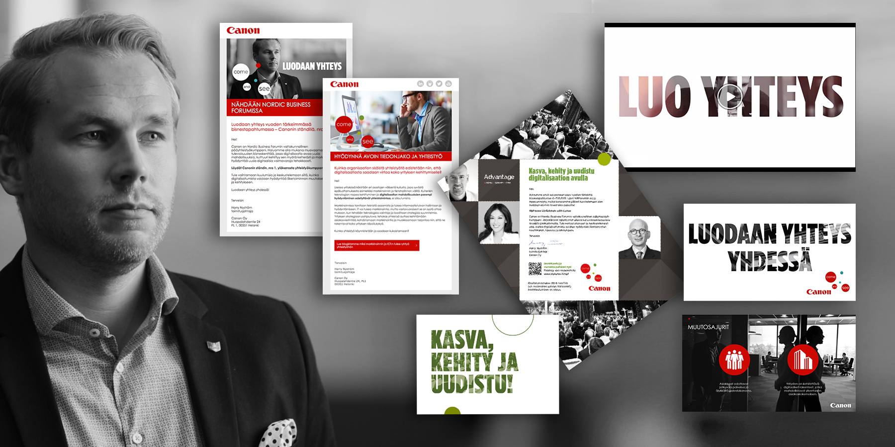 Avalon blogi – 365 tapahtumamarkkinointia – Canon Nordic Business Forumissa
